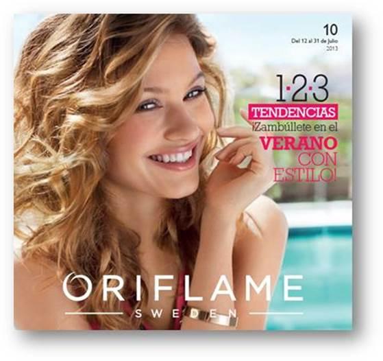 Oriflame, catalogo 10