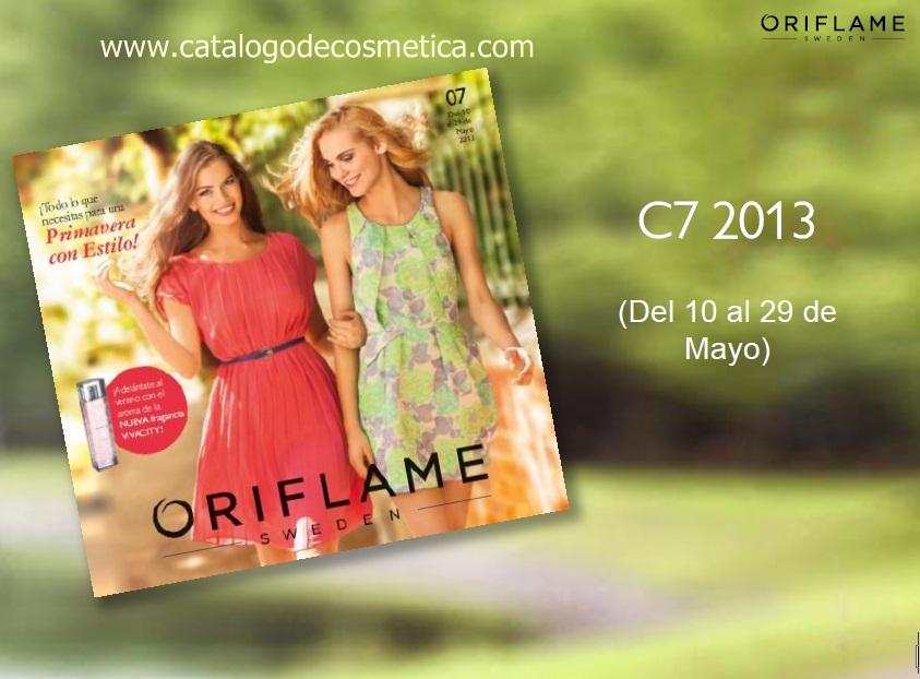 oriflame catalogo 7