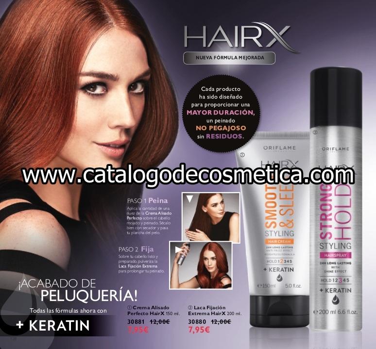 Hair X Oriflame